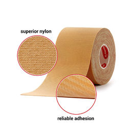 Professional Kinesiology Synthetic Kinetic Tape (3 Pack)