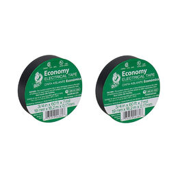 Shop Duck Brand 299006 3/4-Inch by 60 Feet Utility Vinyl Electrical Tape (2 Pack)