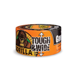 Shop Gorilla 6003001 Tough & Wide Duct Tape, 2.88-Inch x 30-Yards
