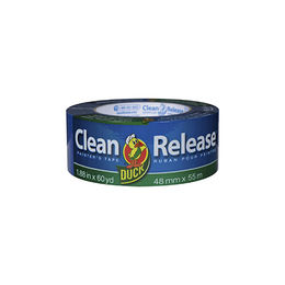 Duck Clean Release Blue Painter's Tape, 2-Inch (1.88-Inch x 60-Yard)