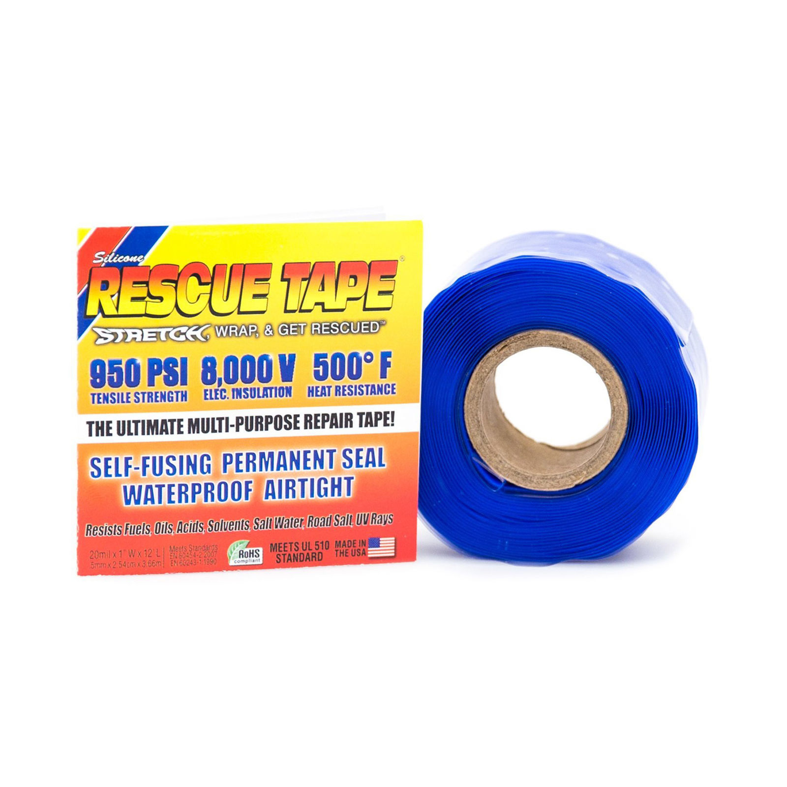Rescue Tape for Emergencies and All-purpose repairs