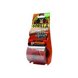"Shop Gorilla Packing Tape Tough & Wide with Dispenser, 2.83"" x 35 yd"