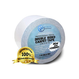 Shop Sugarman Creations Strongest Double Sided Carpet Tape 4 in x 40 yd