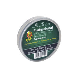 Shop Duck Brand 299019 Professional Grade Electrical Tape, 3/4-Inch by 66 Feet