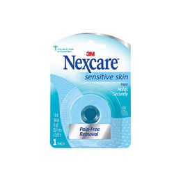 Nexcare Sensitive Skin Tape, 1 inch (6 Pack)
