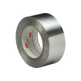 3M Foil Tape 3381 Silver, 1.88 in x 50 yd 2.7 mil