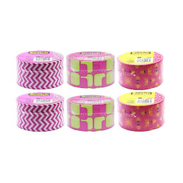 Shop Scotch Duct Tape, Assorted Patterns, 2 of each (6 Pack)