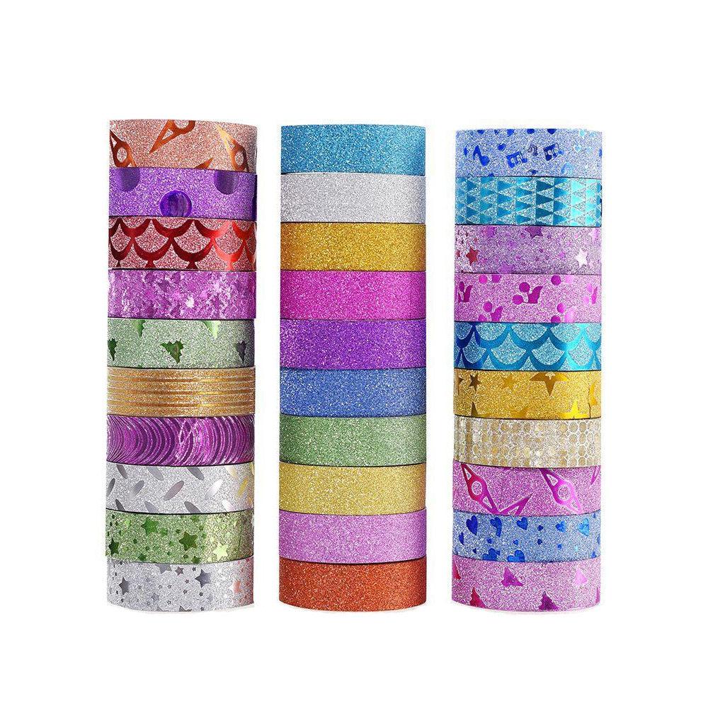 uk goedkope verkoop populair merk beste authentiek Agutape 30 Rolls Washi Masking Tape Set, Decorative Craft Tape