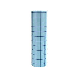 "Angel Crafts 12"" by 8' CLEAR Transfer Paper Tape Roll w/Grid"